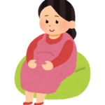 妊娠中の妊婦さんで便秘が原因で左脇腹が痛い?